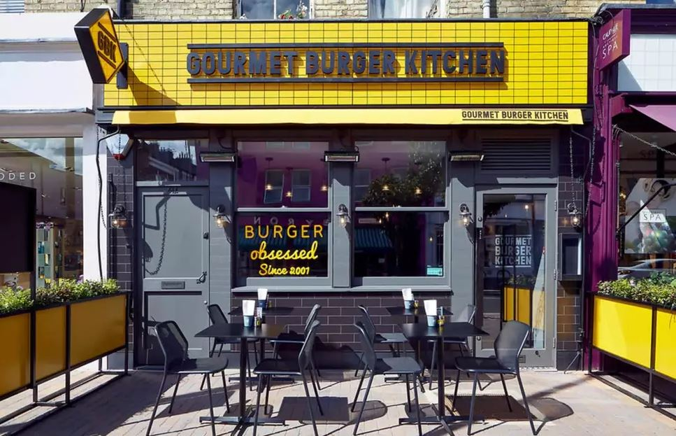 Gourmet Burger Kitchen to close 17 stores putting hundreds of jobs at risk