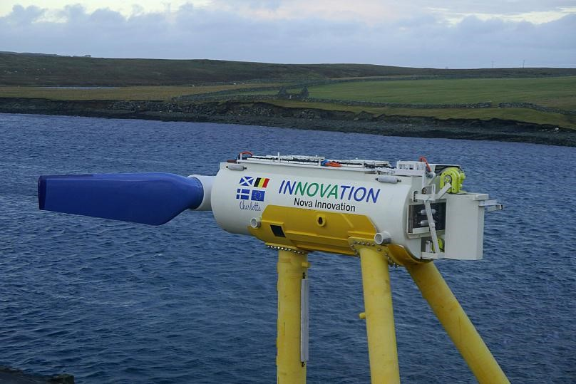 Making waves in Scotland - European business assistance helps turn on the power