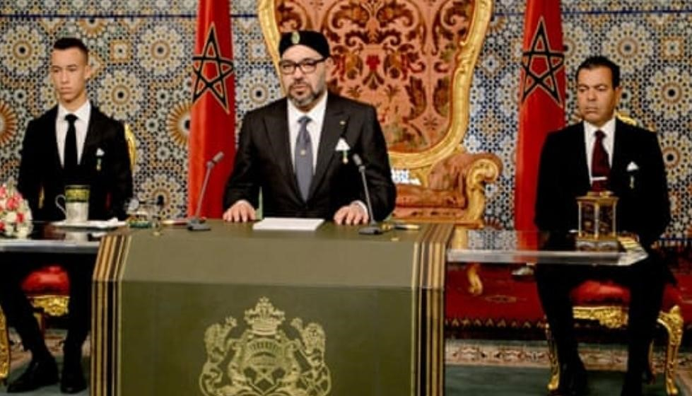 Morocco's king invites Algeria for 'frank, direct dialogue