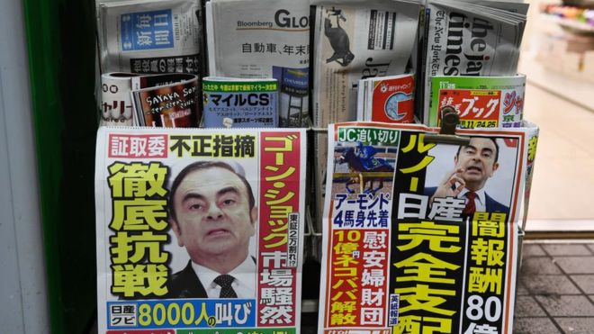 Is Carlos Ghosn's arrest a 'hatchet job'?