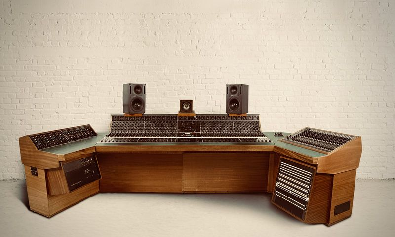 'Stairway to Heaven' Recording Console Heads to Auction