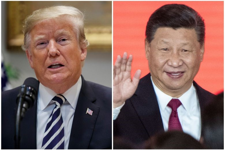 Trump said to ask Cabinet to draft possible trade deal with Chinese President Xi