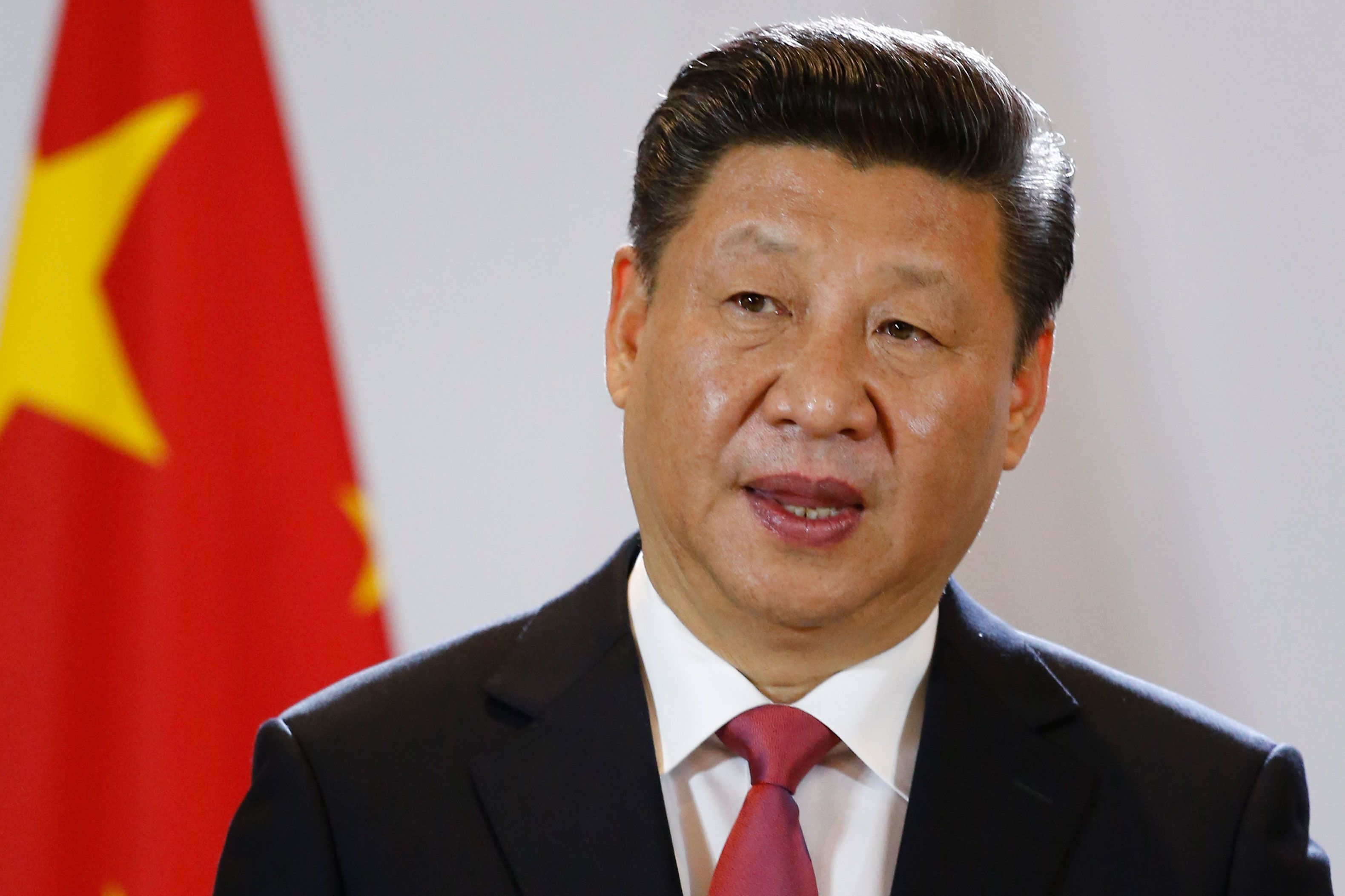 Xi calls for China to 'stay the course': No one is in a position to dictate reform to us