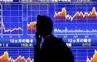 Stocks drop as falling U.S. yields, trade worries hit mood