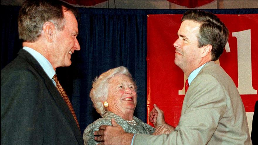Working on Jeb Bush's failed campaign taught me what a special man his father was