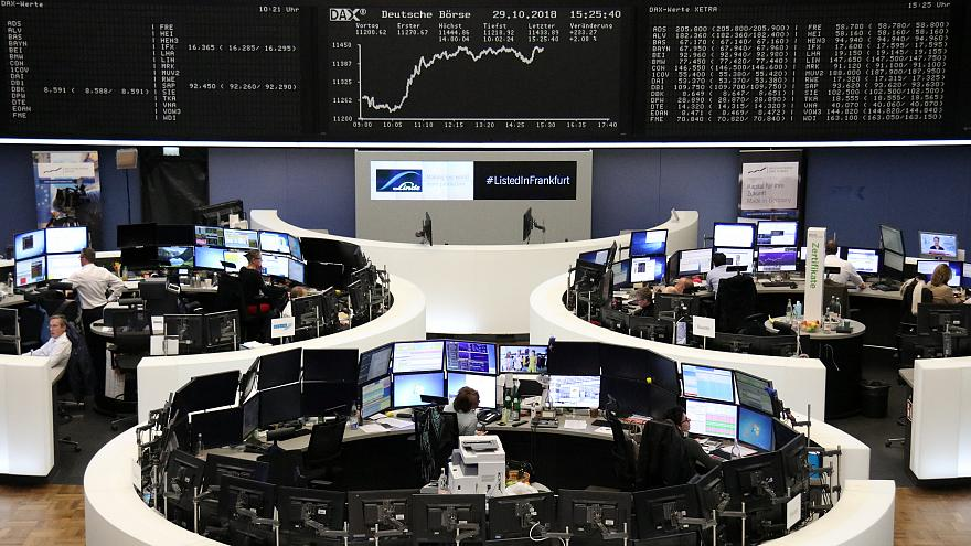 Trade war optimism lifts European shares