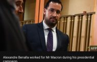 Alexandre Benalla: Sacked Macron aide held over diplomatic passports