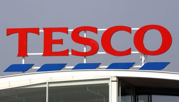 European stocks drop as auto firms announce job losses; Tesco up 1.5%
