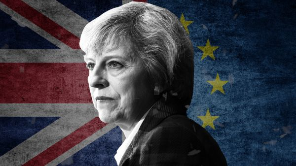 UK leader Theresa May suffers resounding defeat on her Brexit divorce deal