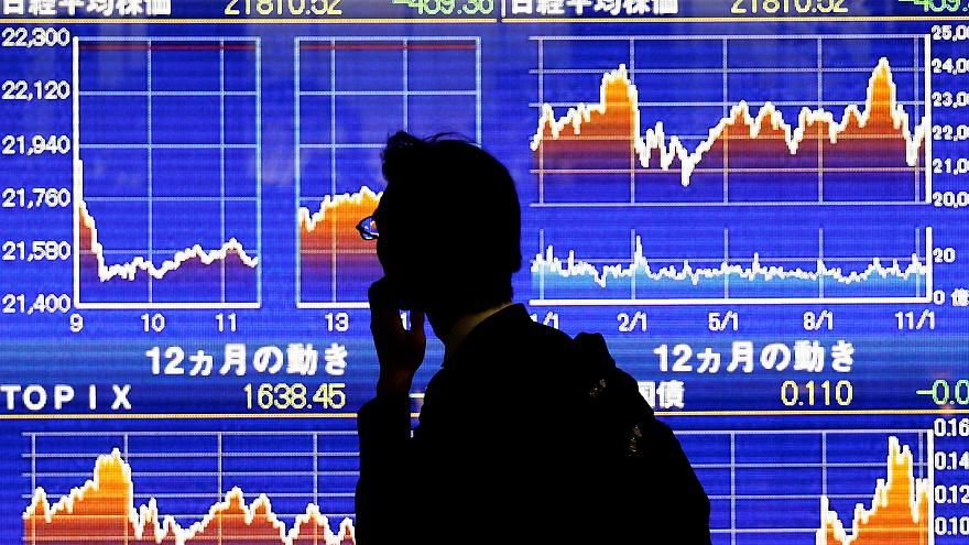 Asian shares enjoy relief rally, Sino-U.S. trade talks loom