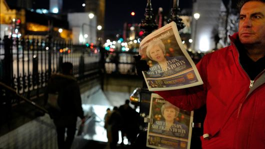'A complete humiliation', a 'crushing defeat' and Brextinction: Global media reacts to Brexit vote