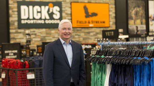1 year later, Dick's Sporting Goods CEO Ed Stack still takes a tough stance on guns