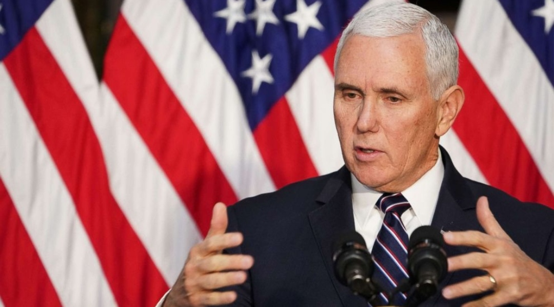 Pence calls out European nations for not withdrawing from Iran nuclear deal