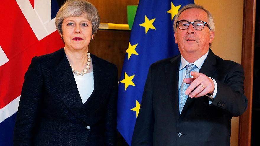 UK's May secures 'legally-binding changes' to Brexit deal on 11th hour dash to Strasbourg
