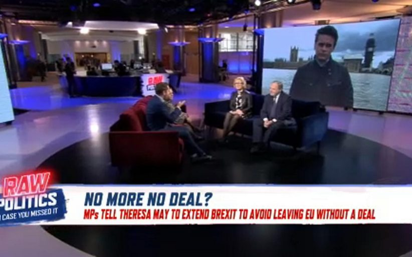 Raw Politics #ICYMI: Brexit extension and Marine Le Pen
