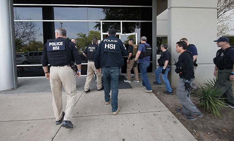 ICE arrests more than 280 in one swoop at tech-refurbishing business