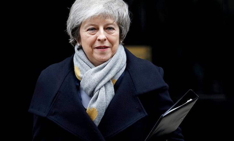 Brussels fears no-deal Brexit could follow Theresa May's departure
