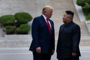 North Korea says US 'hell-bent on hostile acts' despite Trump-Kim meeting