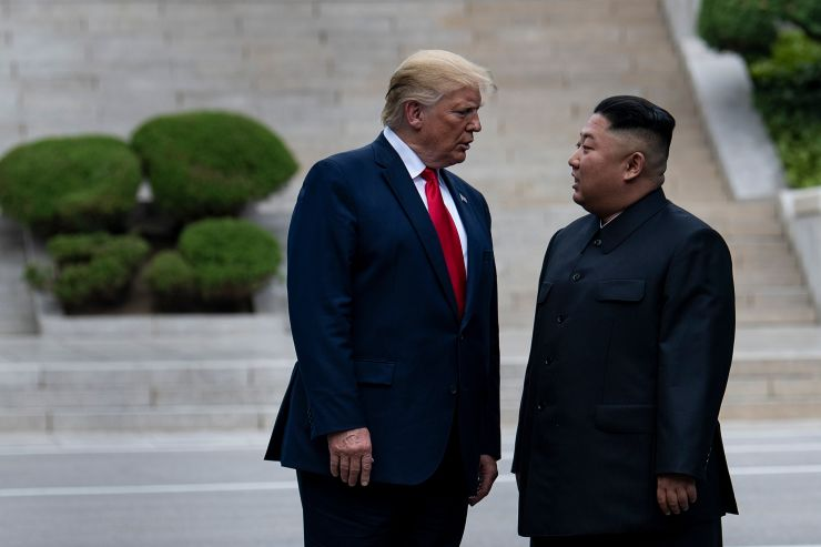 North Korea says US 'hell-bent on hostile acts' despite Trump-Kim meeting