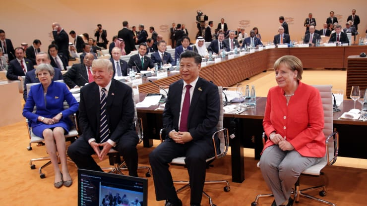 A trade war with Europe would be larger and more damaging than Washington's spat with China