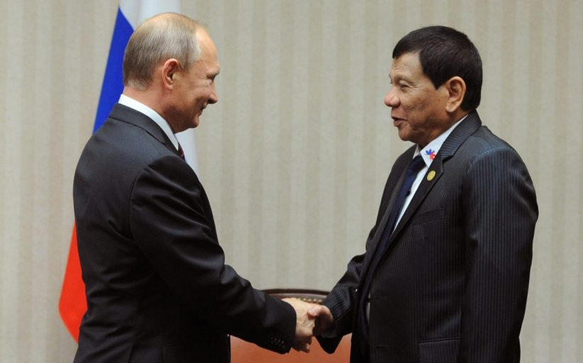 Putin accepts Duterte invite, just before Manila-Beijing South China Sea oil talks. Coincidence?