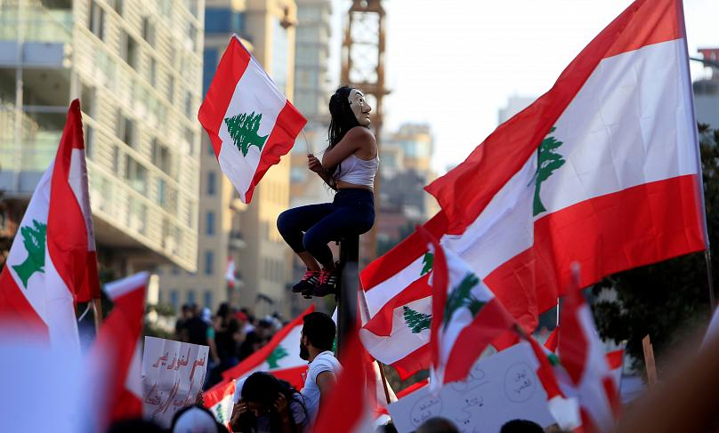 Lebanon: Ministers' pay cuts in reform package designed to defuse protests