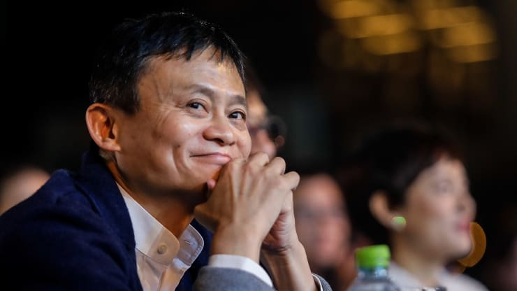 Shares of Alibaba surge for a second day, see nearly 10% gains from their list price