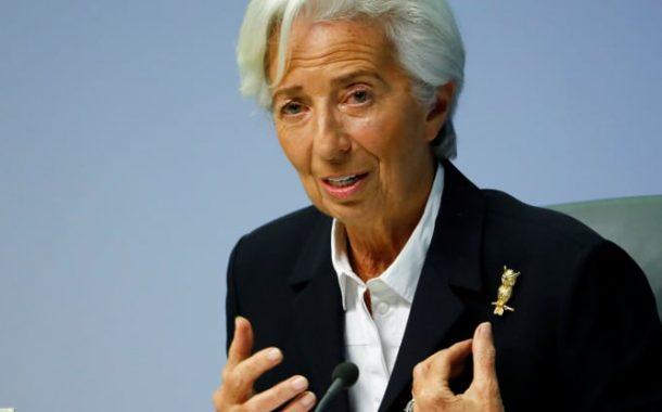 ECB's Lagarde says we've probably passed the worst of the coronavirus crisis