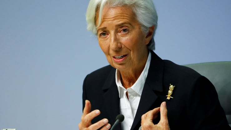 ECB's Lagarde says we've probably passed the worst of the coronavirus crisis