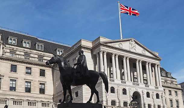 Bank of England warns of 'unusually uncertain' outlook, reveals negative rates under consideration