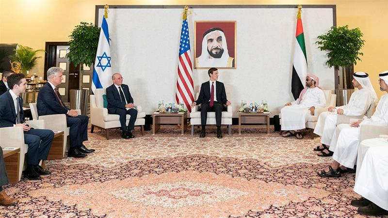 Israel ties that bind: What is the US giving Gulf Arab states?