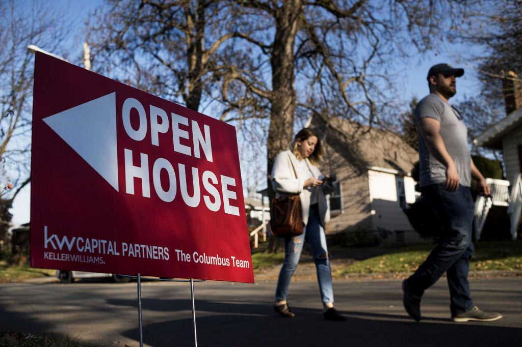 Homebuyer demand may have peaked as mortgage applications eke out a weekly gain