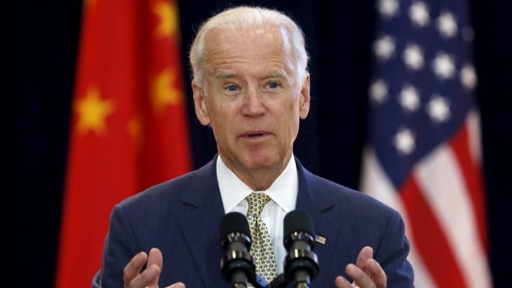 U.S.-China trade tensions won't be going away under Biden's administration
