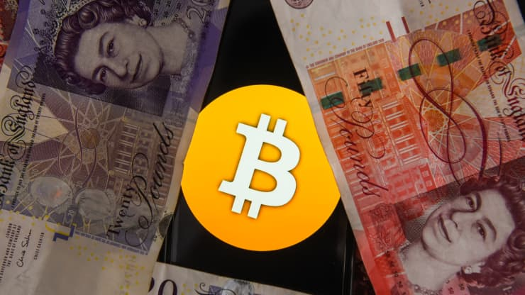 Crypto investors 'should be prepared to lose all their money,' top UK regulator warns