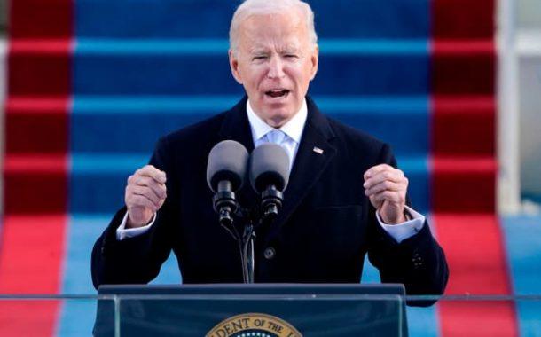 Biden to rejoin Paris climate agreement, revoke Trump 'Muslim ban' in first executive orders