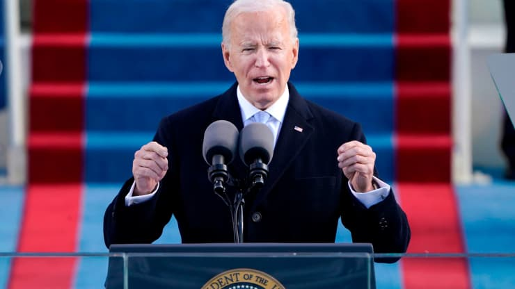 Biden to rejoin Paris climate agreement, revoke Trump 'Muslim ban' in first executive orders
