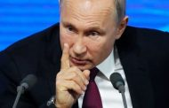 Putin warns of 'all against all' fight if global tensions are not resolved