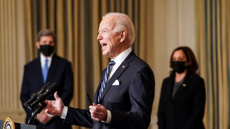 Biden invites Vladimir Putin and Xi Jinping to climate summit amid rising global tensions