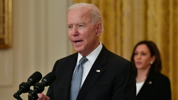 Biden says he will speak with Netanyahu as pressure mounts on U.S. to call for cease-fire in Israel-Hamas violence