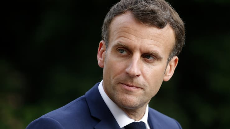 France has one of the lowest retirement ages in the world. And that's a big headache for Macron
